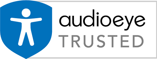Audio Eye Trusted Logo