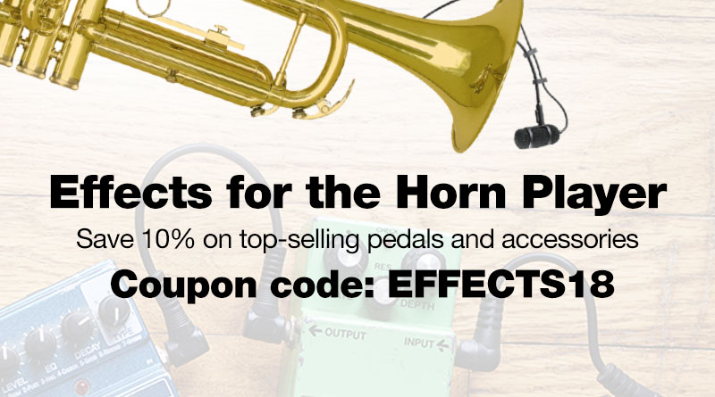 Effects for the horn player