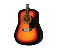 Gifts for folk and accoustic guitar players