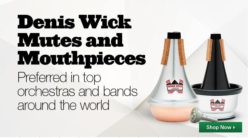 Denis Wick Mutes and Mouthpieces