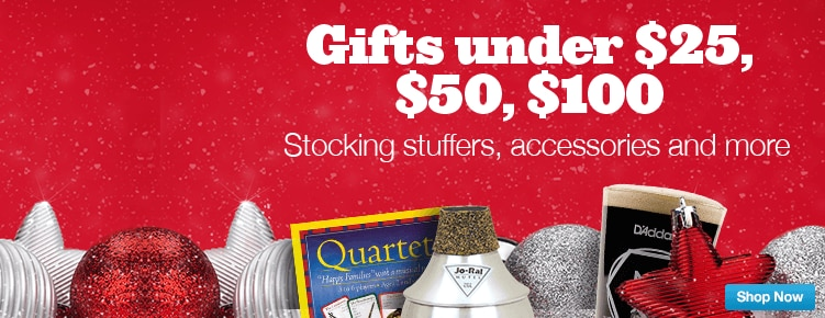 Gifts Under 25 50 100