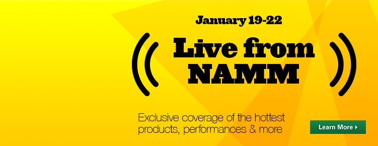 Live From NAMM