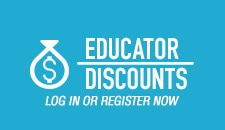 Educator Discounts