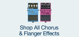 Shop All Chorus & Flanger Effects