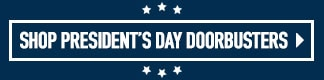 Presidents day doorbusters