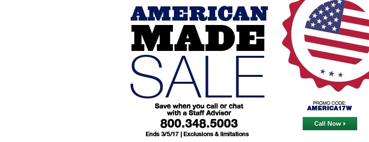American Made Sale