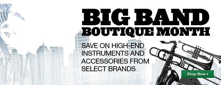 Big Band Boutique Month