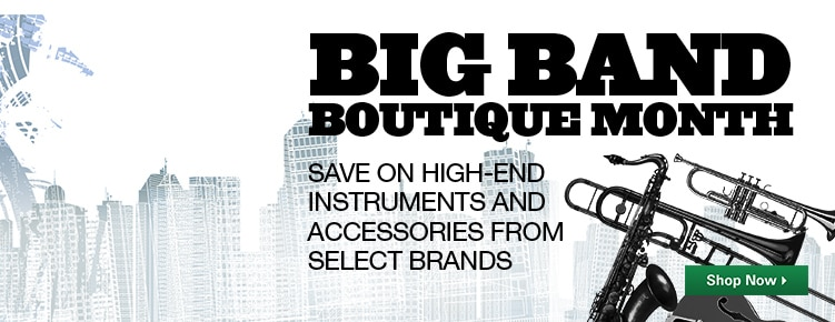 Big Band Boutique Month