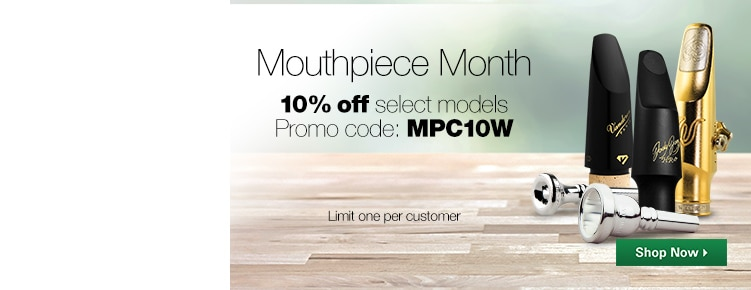 Mouthpiece Month