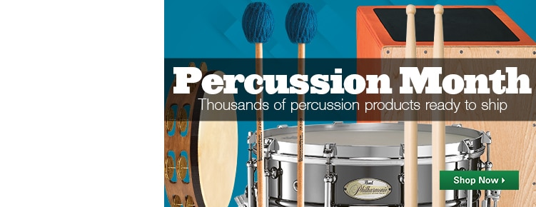 Percussion Month