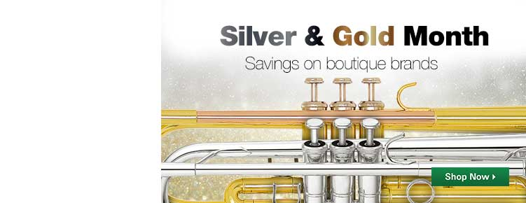 Silver Gold Month