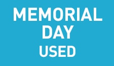 Memorial Day Used