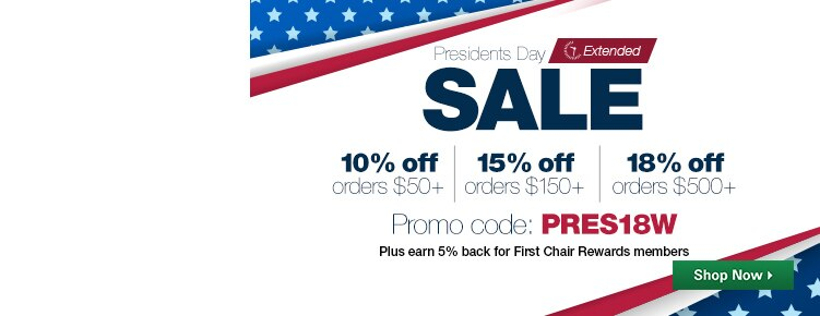 Presidents Day Sale- Extended