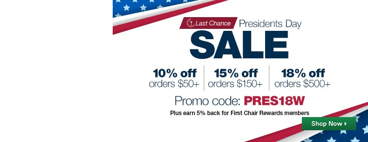 Presidents Day Sale- Last Chance