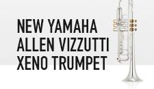 New Yamaha Allen Vizzutti Xeno Trumpet