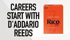 Careers Start with D'Addario Reeds
