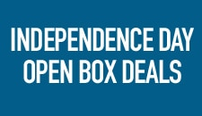 Independence Day Open Box