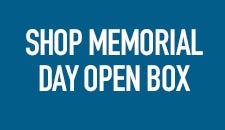 Shop Memorial Day Open Box