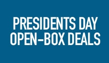 Presidents Day Open-Box Deals