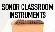 Sonor Classroom Instruments