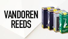 Vandoren Reeds