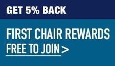 First Chair Rewards