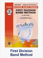First Division Band Method