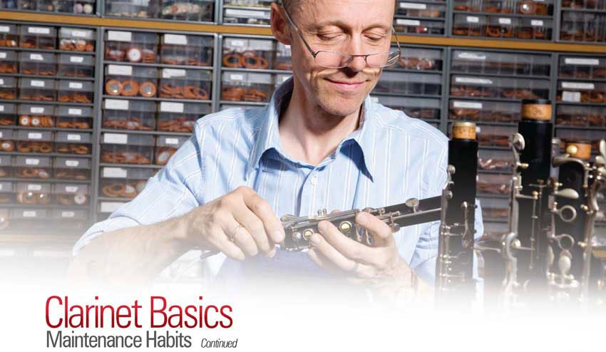 Clarinet Basics - Maintenance Habits