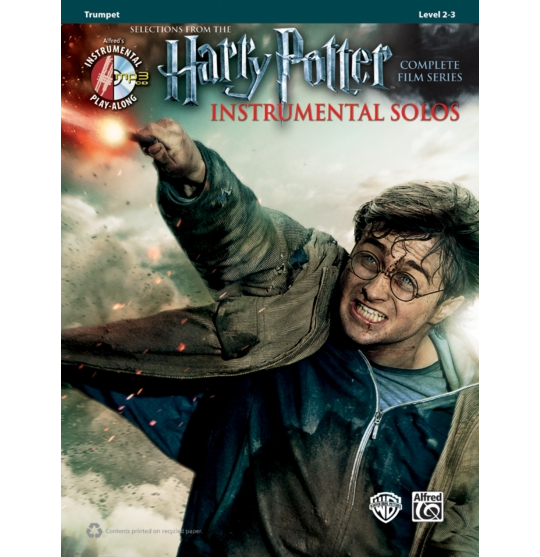 Alfred-Harry-Potter-Instrumental-Solos