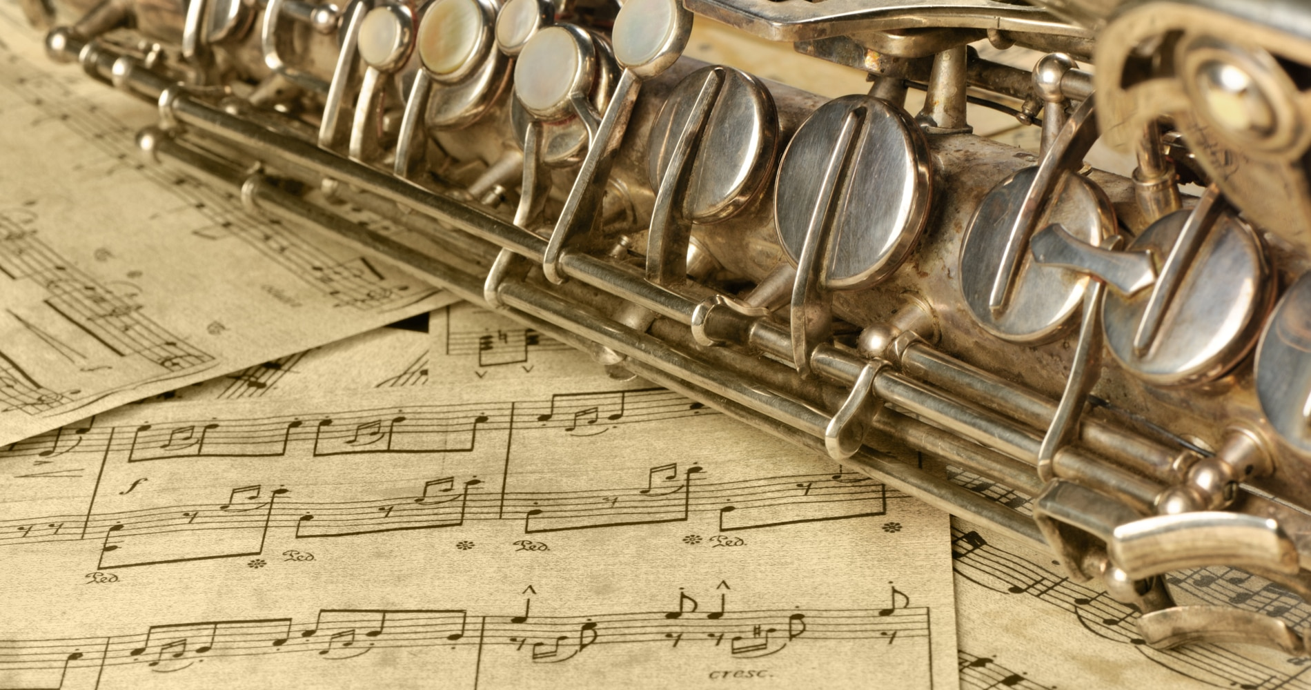 The History of the Saxophone | Woodwind & Brasswind : The