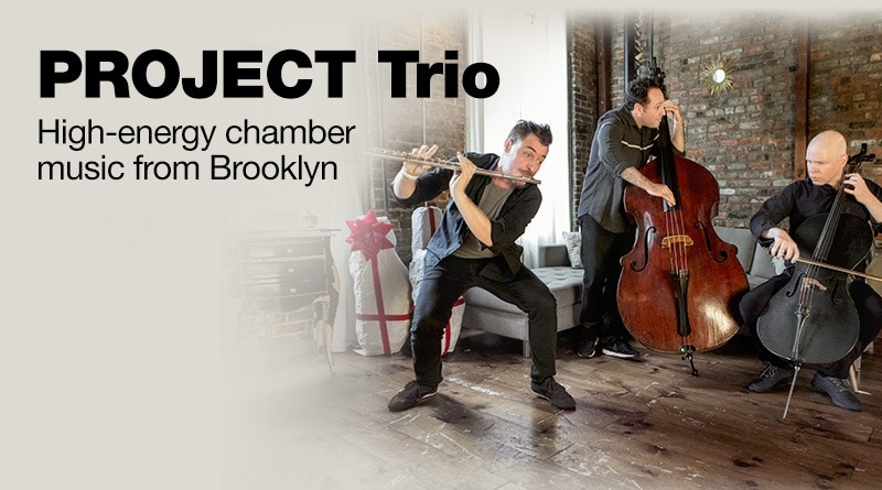 Artist Interview: Project Trio : The Music Room