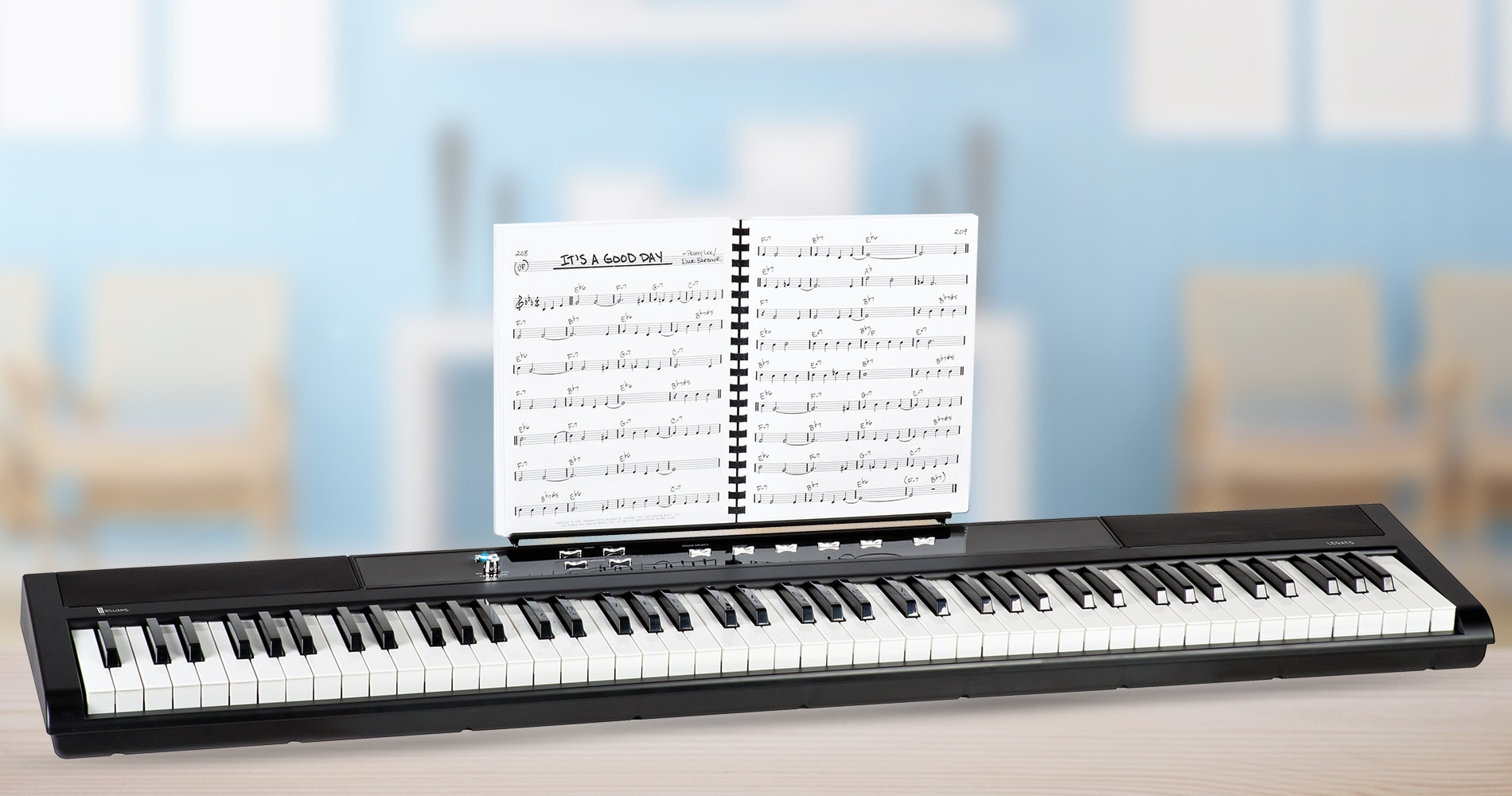 buyers guides digital pianos keyboards the music room. Black Bedroom Furniture Sets. Home Design Ideas