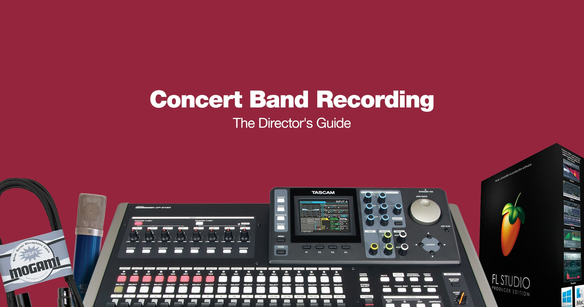 Concert Band Recording Buying Guide