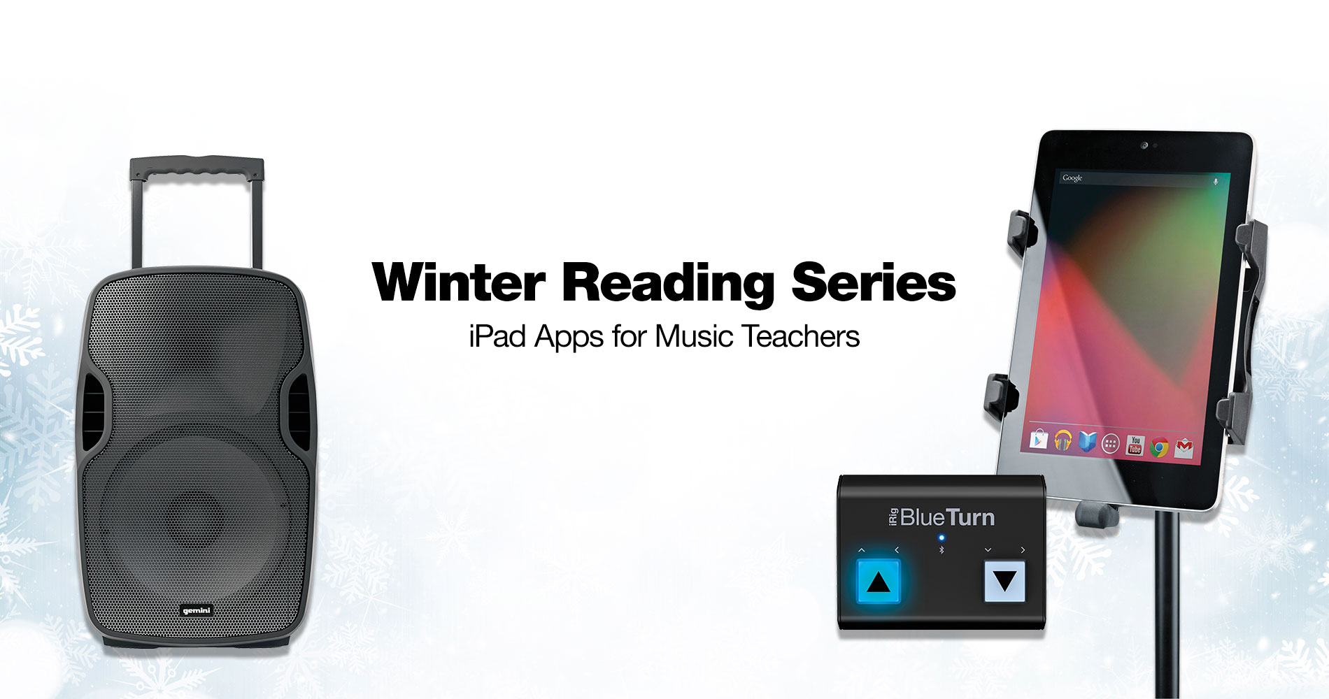 iOS Technology for Music Educators