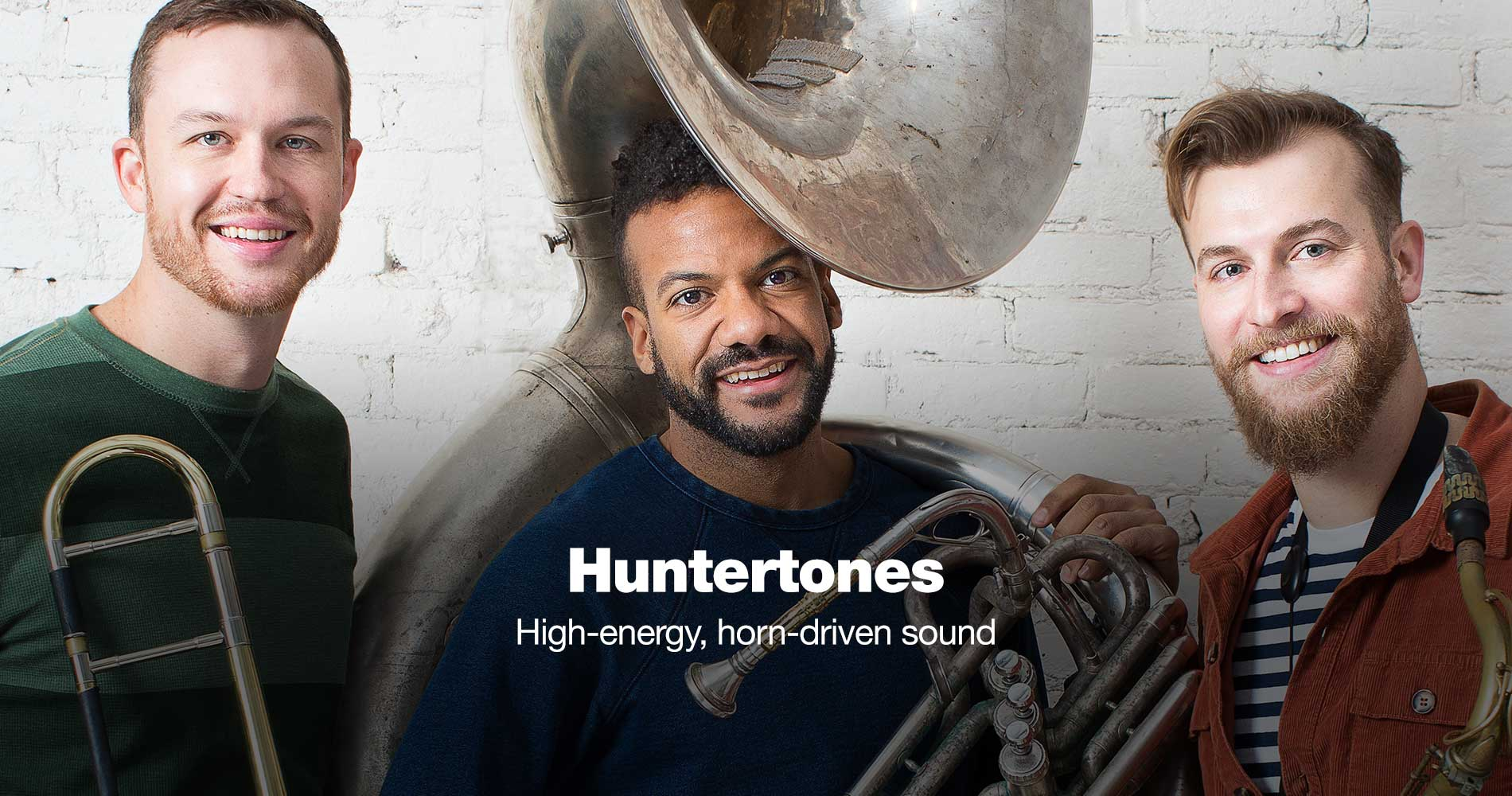 Artist Interview: Huntertones