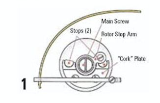 fr h rotor im1 pg1 woodwind & brasswind how to service french horn rotors the music