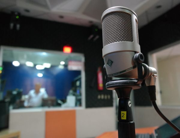 An Intro to Pro Audio: from Mics to Recording Gear