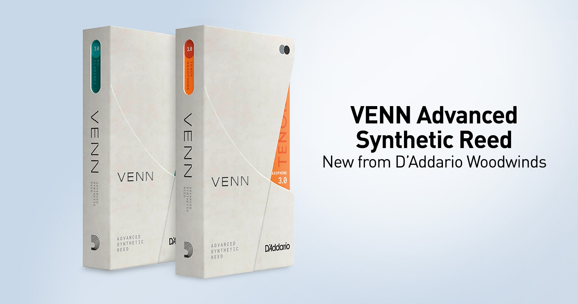VENN Advanced Synthetic Reed – A New Species of Reed