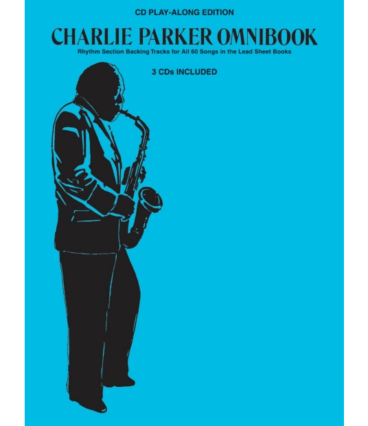 Charlie Parker Omnibook CD Play-Along Edition