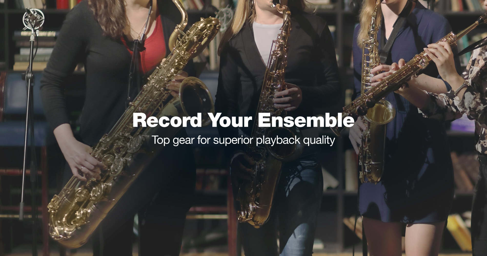 Tips for Recording Your Ensemble